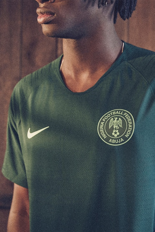 newest f3fe4 12908 A QUICK LOOK AT THE NIGERIAN NATIONAL TEAM KITS FOR 2018 BY ...
